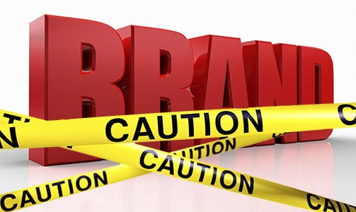 3 red flags of a bad brand identity